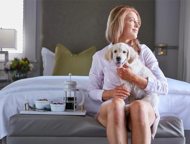 SENZA Hotel, Napa offers Pet Friendly Accommodations