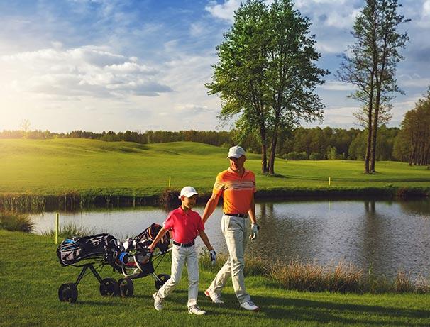 Eagle Vines Golf Club in Napa
