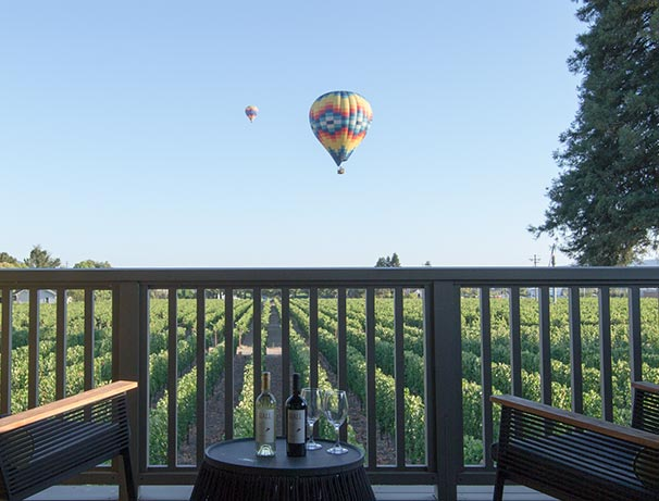 Experience Hot Air Balloon Ride in Napa