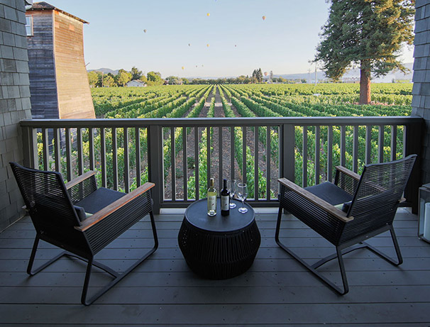 SENZA Hotel, Napa Wine Country Gateway