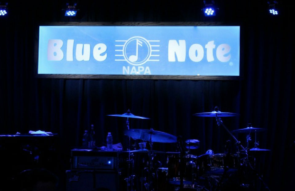 Blue Note Napa Jazz Club