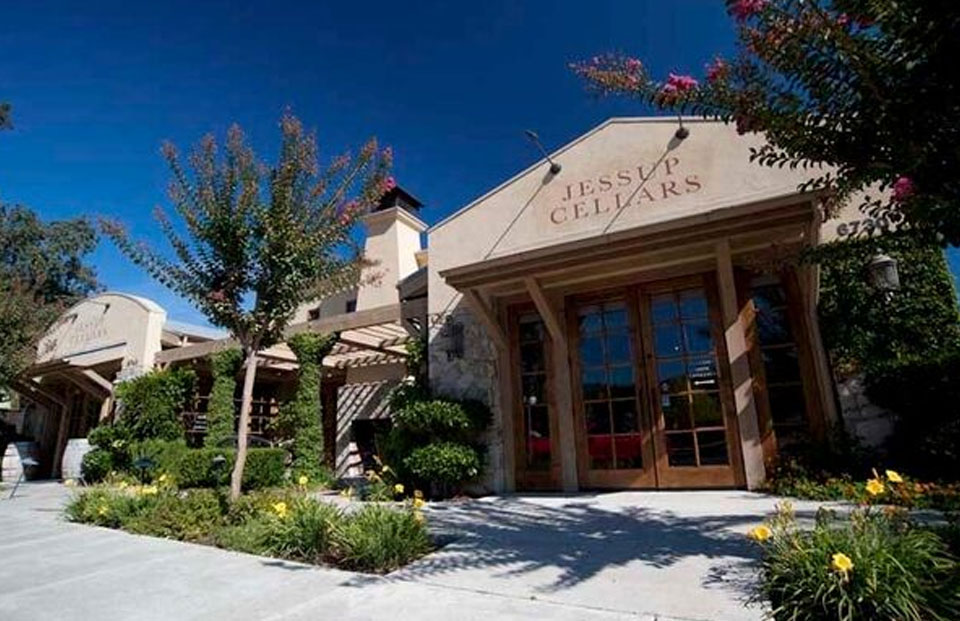 Jessup Cellars in Yountville