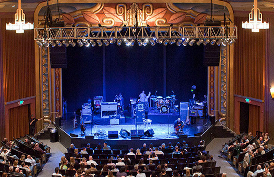 Napa Valley Uptown Theatre