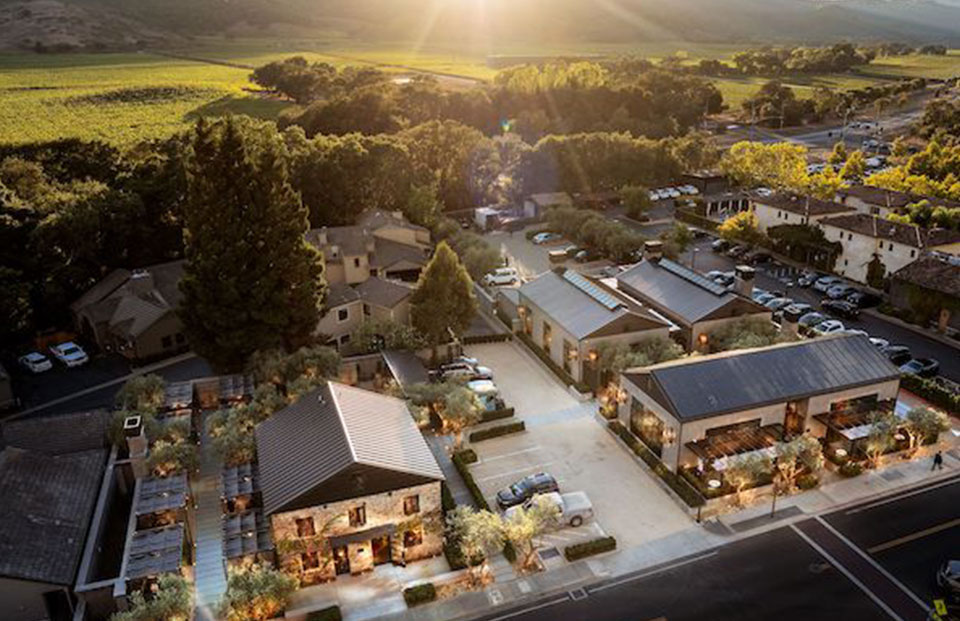Napa Valley's Newest Wine Destination: Restoration Hardware