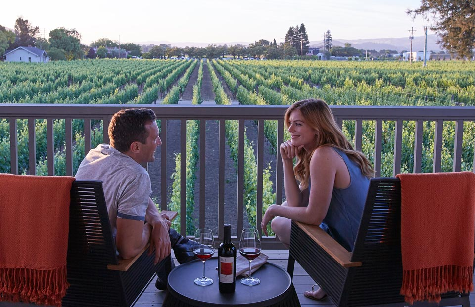 Romantic Napa Valley Restaurants for St Valentines Day