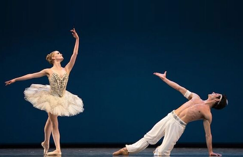 See the San Francisco Ballet at Festival Napa Valleys Dance Gala