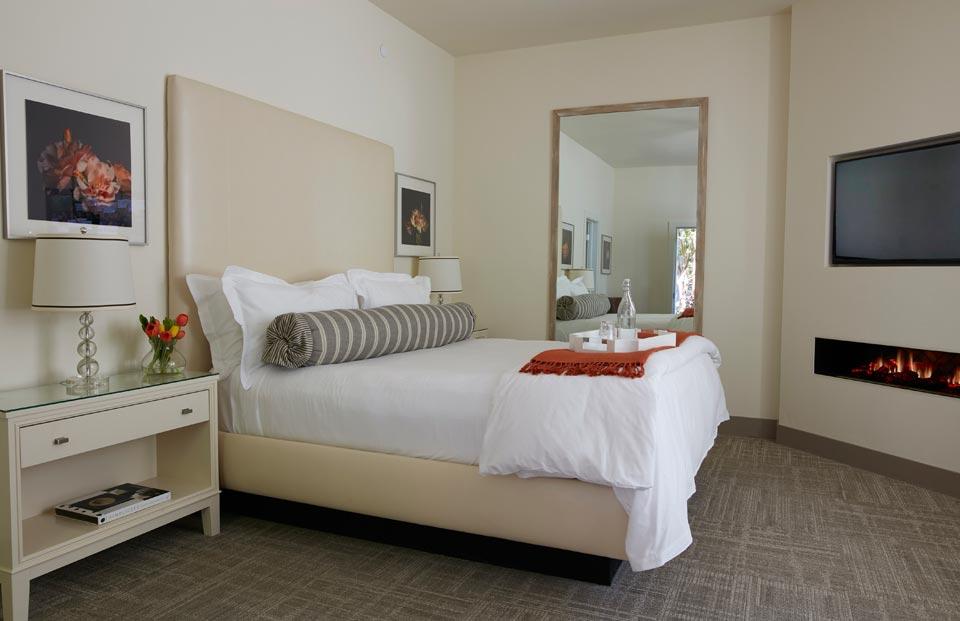 SENZA Hotel Parker Mansion Napa Valley