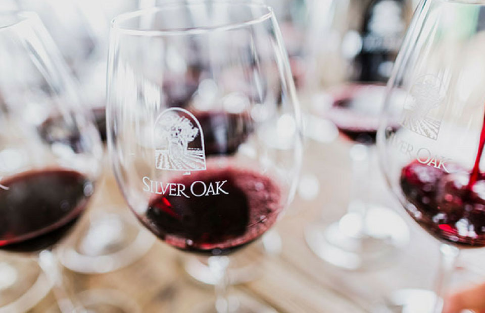 Silver Oak Winery