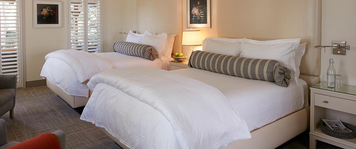 Guest Rooms & Suites at Senza Hotel, Napa