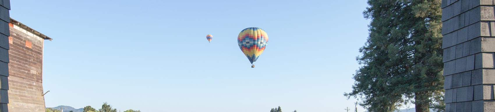 Experience Hot Air Balloon Ride in Napa