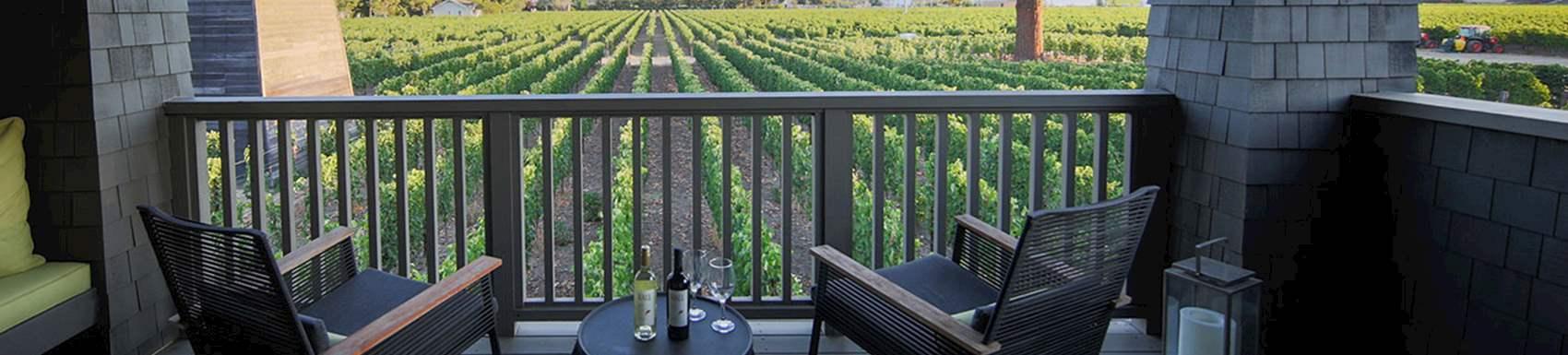 SENZA Hotel, Napa Wine Country Getaway