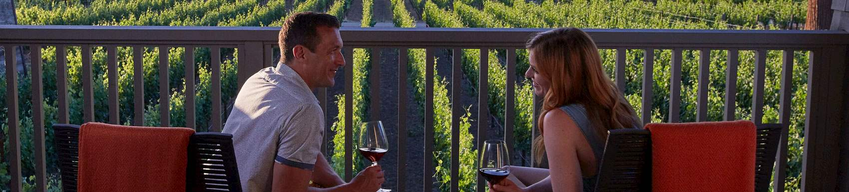 Special Offers at SENZA Hotel, Napa