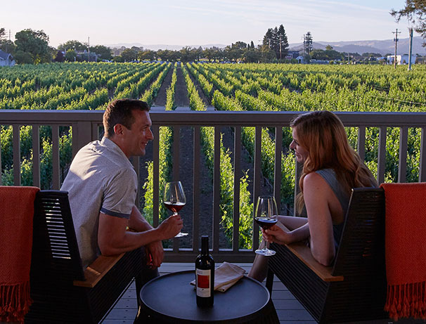 Experience the Napa Wine Country