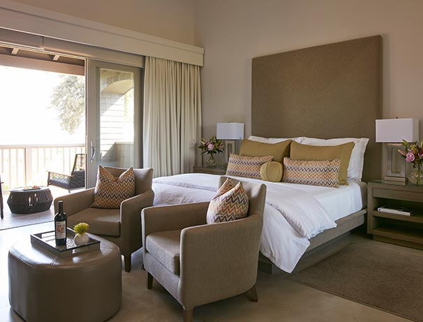 Senza Hotel, Napa offers VIP Retreat Meeting Package