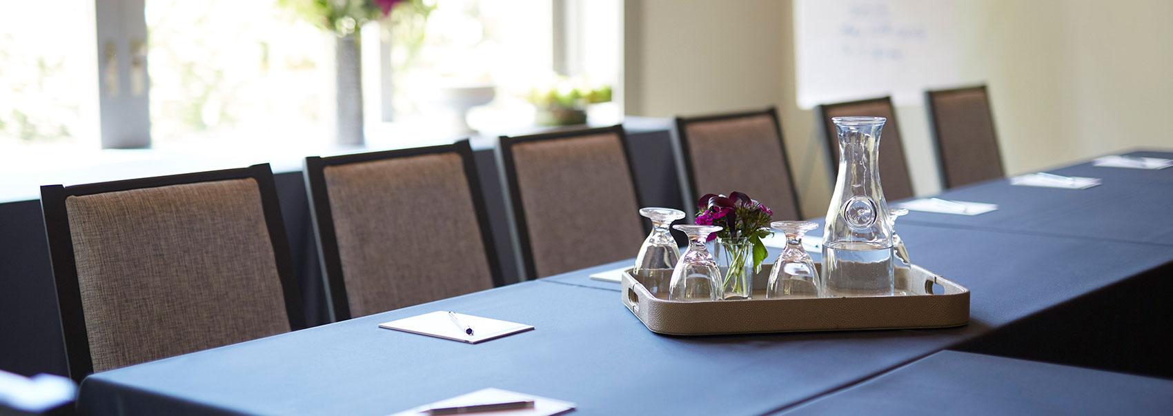 Weddings & Events Facilities at Napa Hotel