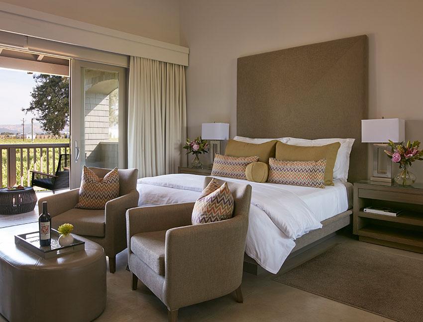 SENZA Hotel, Napa Vineyard Suites
