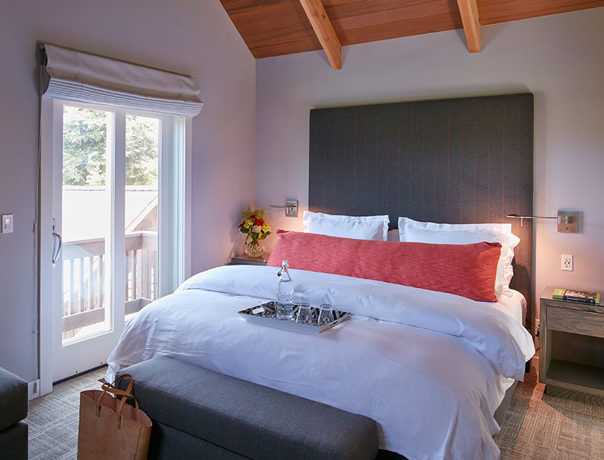 Senza Loft Suite at Senza Hotel, Napa