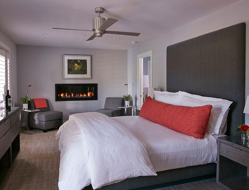 Suites in SENZA Hotel, Napa