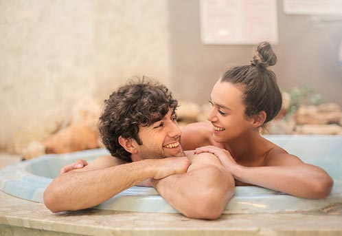 Enjoy Couple massage in Napa Hotel Spa