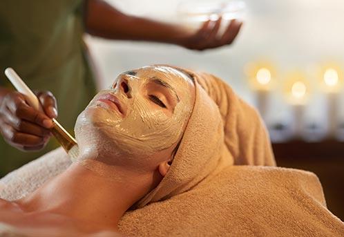 Enjoy Radiant Facial Massage in Napa Hotel Spa