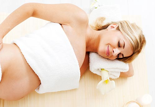 Mom's Buff Treatment available at Napa Hotel Spa