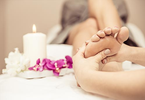 The SENZA Spa Flight massage in Napa Hotel Spa