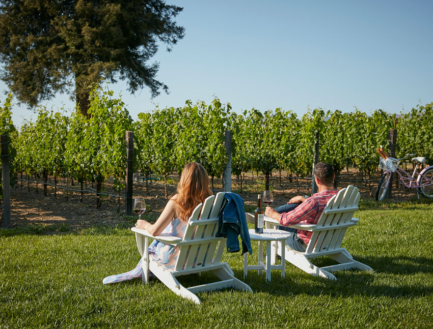 SENZA Hotel, Napa offers Romance & Rejuvenation